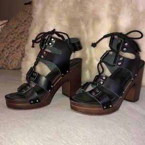 American Eagle Heel Sandal